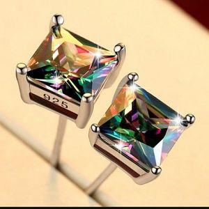 Jewelry - Mystic Rainbow Studs